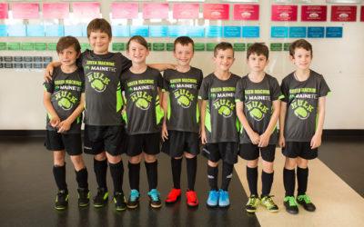Mainetec Sponsors Green Machine Futsal Team